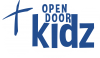 Kids At Open Door Baptist Church Logo